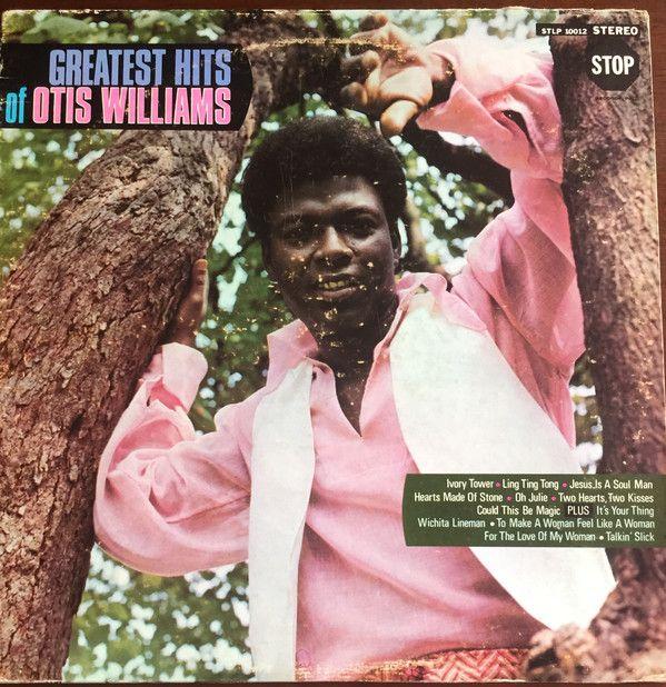 Otis Williams (3) - The Greatest Hits Of Otis Williams (Vinyl, LP) at Discogs