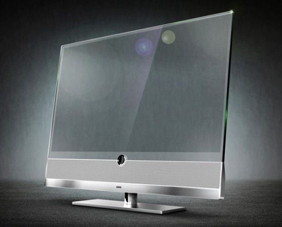 Cool Stuff We Like Here @ CoolPile.com ------- << Original Comment >> ------- Transparent TV Concept