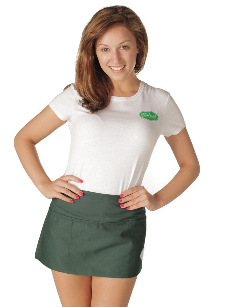 Human-fairy hybrids unite! Be ready to serve or be served in the adorable True Blood Merlottes Bar & Grill Uniform Costume. Did any vampire order steak - exceptionally rare?