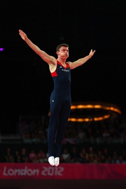 Olympic Trampoline Athletes