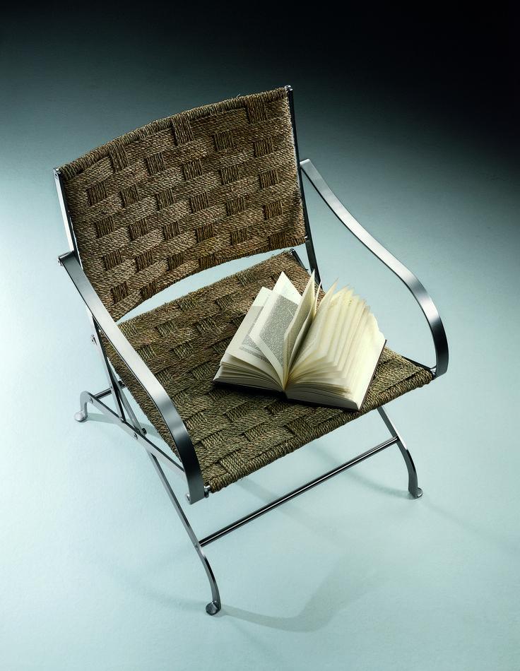 FLEXFORM CARLOTTA small #armchair, designed by Antonio Citterio in 1996.