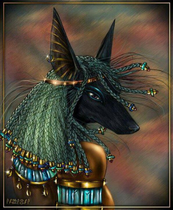 the egyptian god of the dead anubis the black jackal my. Black Bedroom Furniture Sets. Home Design Ideas
