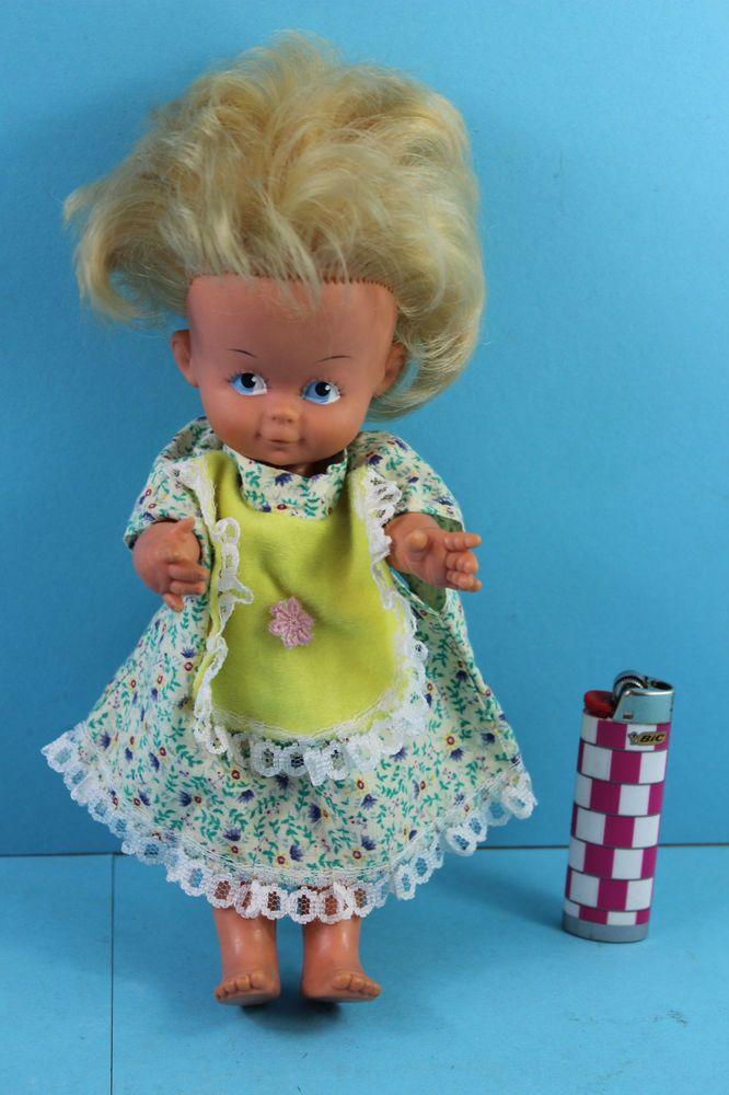 alte Puppe mit Originalbekleidung in Sammeln & Seltenes, DDR & Ostalgie, DDR   eBay