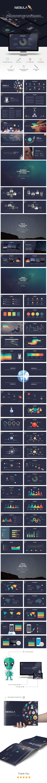 Nebula Powerpoint Presentation Template #design #slides Download: http://graphicriver.net/item/nebula-powerpoint-presentation/13684549?ref=ksioks