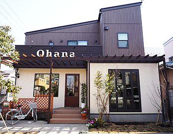 2012年3月に理容室を開店したK様邸。考え抜いた店舗内装や外構工事も完了し、無事開店しました。