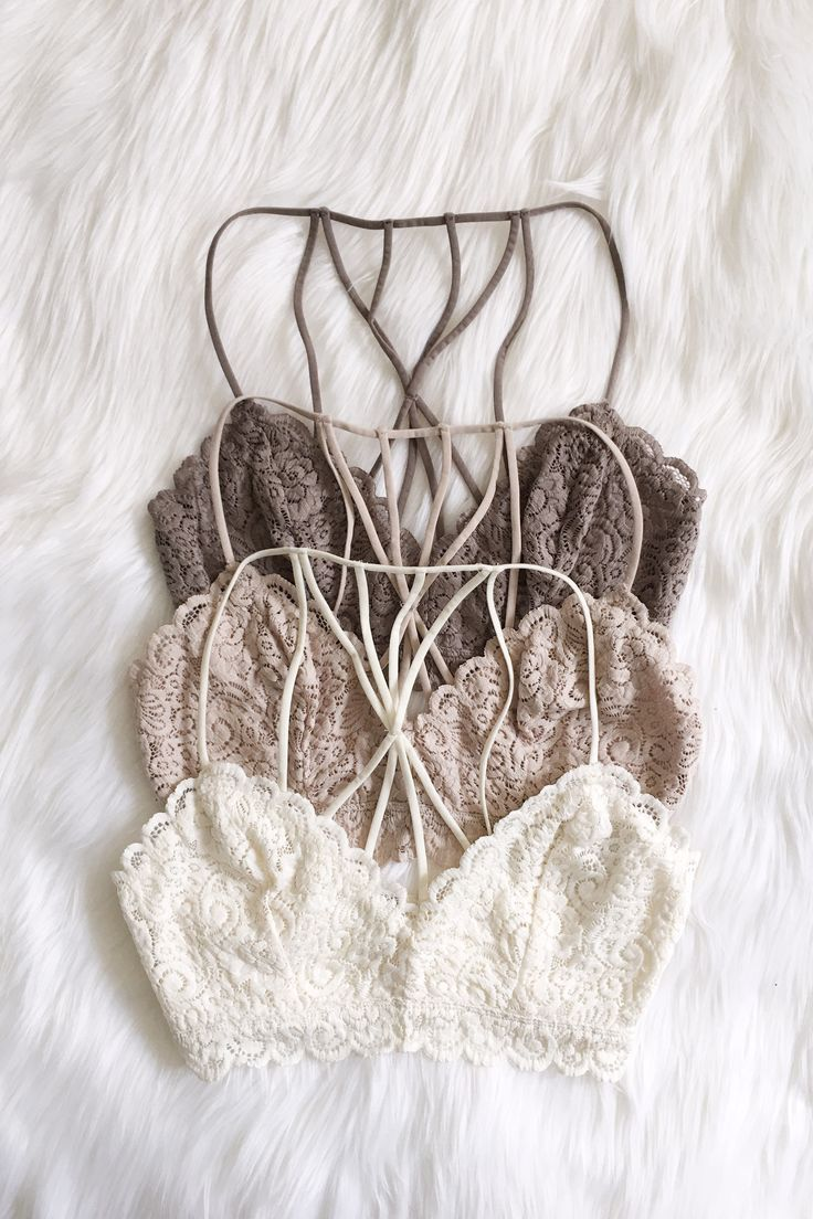 Arabella Bralette | bralette fashion trend 2016 - trending in fashion this fall