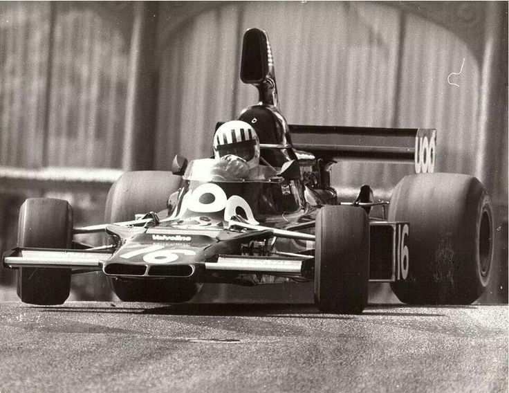 Tom Pryce @ The LIMIT ! @ M o n a c o  1975 Shadow DN5