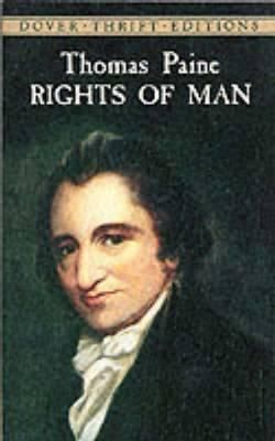 The Rights of Man One of the most influential writers and reformers of his age, Thomas Paine successfully publicized the issues of his time in pamphlets that clearly and persuasively argued for political independence and social reform. Rights of Man, his greatest and most widely read work, is considered a classic statement of faith in democracy and egalitarianism.