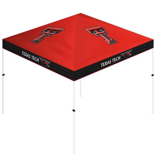 Texas Tech Red Raiders 10x10 Gazebo Canopy