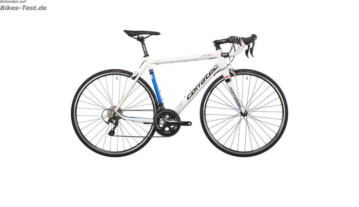 Das Rennrad Corratec Dolomiti Tiagra ist kein Einsteigermodell. Es vermittelt Freude und Fahrgefühl einer vollwertigen Rennmaschine. [mehr]