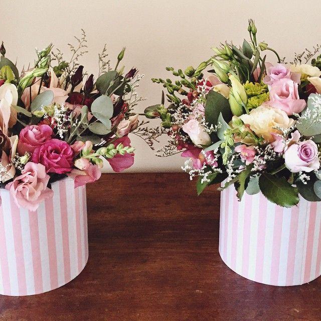 """Pink striped fabulous #capetown #capetownflorist #cavendishsquare #fabulousflowers"""