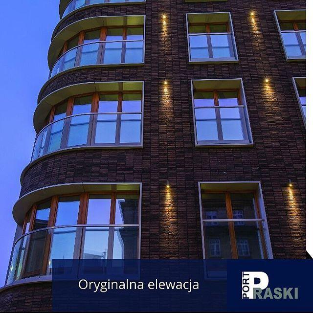 #PortPraski #apartamenty #mieszkania #sierakowskiego5 #elewacja #centrum #warszawa #apartments #flats #warsaw