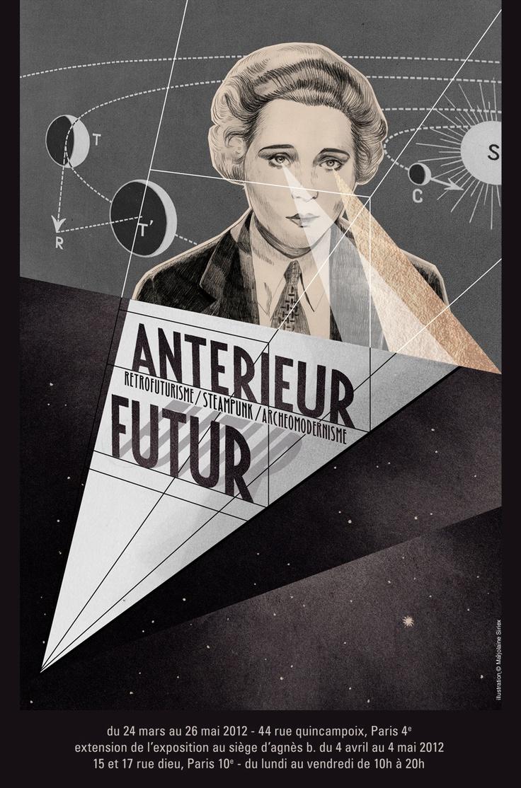 futur antérieur à la galerie du jour, Paris