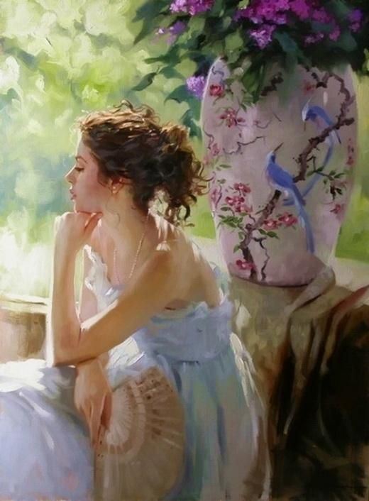richard s. johnson- - Beautiful Paintings by Richard S Johnson  <3 <3