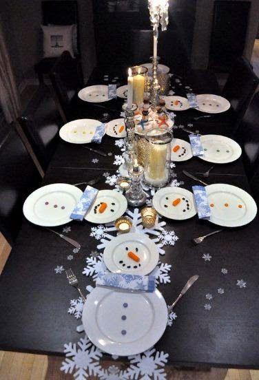 Ideas para poner una mesa Navideña | Solountip.com Servilletas tips.