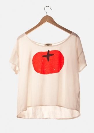 Bobo Choses Adult T-shirt Tomato