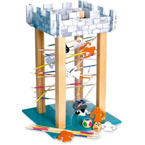Torre dei fantasmi Legler (LE7656), giocattoli - naturetica