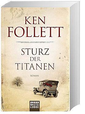 Die Jahrhundert-Saga Band 1: Sturz der Titanen Buch portofrei