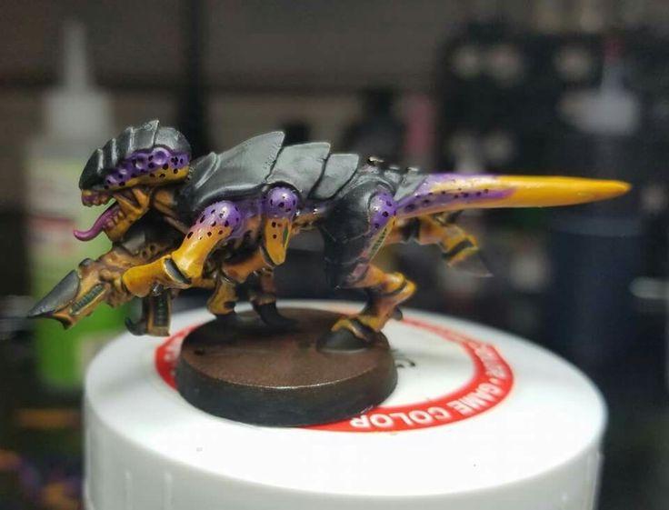 Awesome Tyranid paint job!!