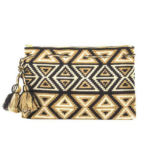 Clutch - Wayuu inspiración