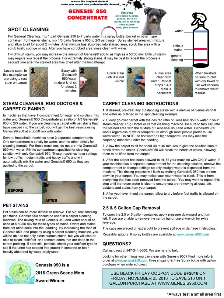 52 best images about genesis 950 on pinterest carpets stains and pet stain removers - Tips cleaning carpets remove difficult stains ...