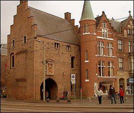 Den Haag, de Gevangenpoort