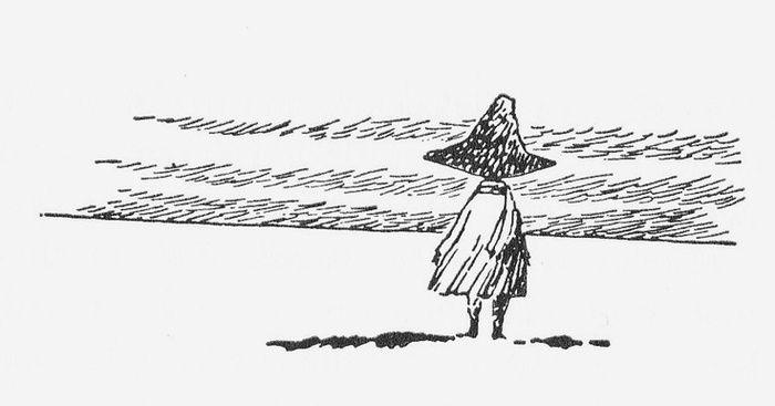 自由を愛し、常に旅をしているスナフキン。旅立ちたくなったら、親友のムーミンに手紙を残すことも忘れてサッとその場を去ってしまいます。スナフキンはモノだけではなく、人に対しても縛られない自由な生き方を好みます。相手からも縛られたくないし、自分も相手を縛ろうとはしません。わずらわしい人間関係とは無縁なのです。