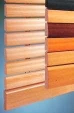 Tapparelle avvolgibili in legno