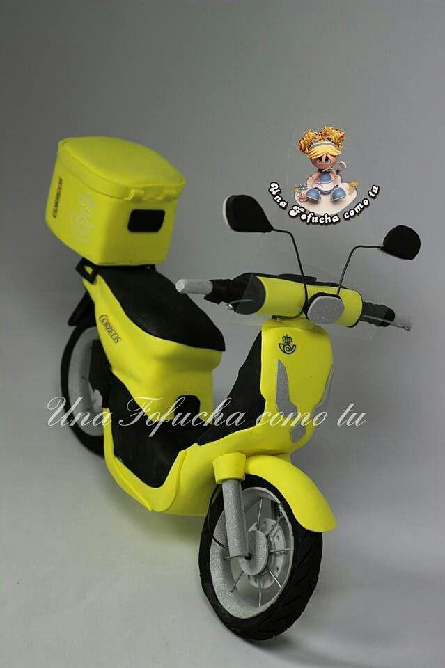 Moto para fofucha