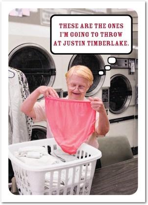 granny panties...every girl needs some