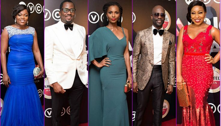 MRSHUSTLE PHOTOS: AMVCA 2014 RED CARPET ARRIVALS