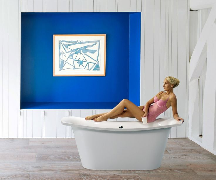 Aquatica LoveMe-Wht Freestanding Cast Stone Bathtub