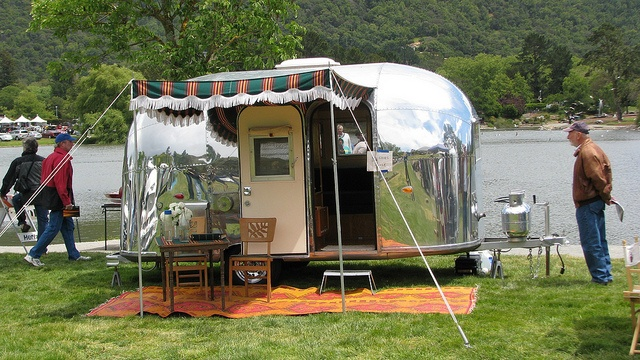 1963 Airstream Bambi 3 by Jack_Snell, via Flickr