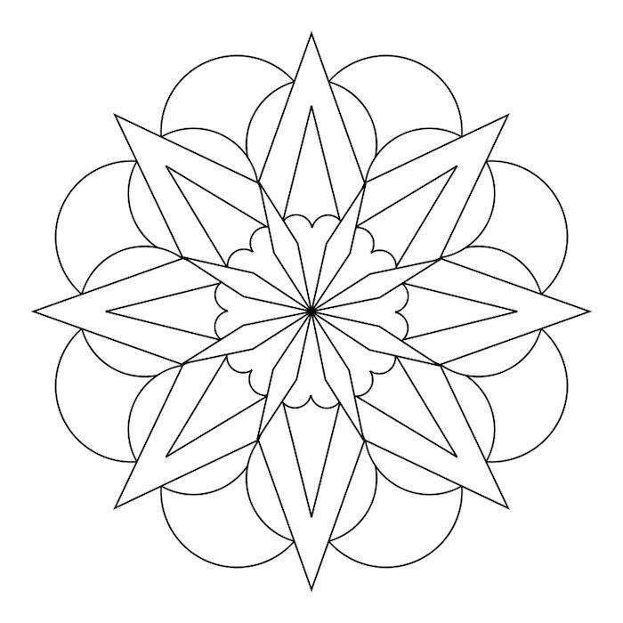 1001 Coole Mandalas Zum Ausdrucken Und Ausmalen Mandala Vorlagen Mandala Ausmalen Mandala Malvorlagen