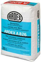 ARDEX A 826 - Enduit de lissage pour murs