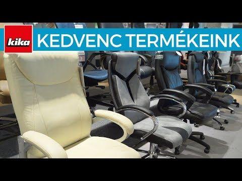 (101) Kedvenc termékeink - Forgószékek | Kika Magyarország - YouTube