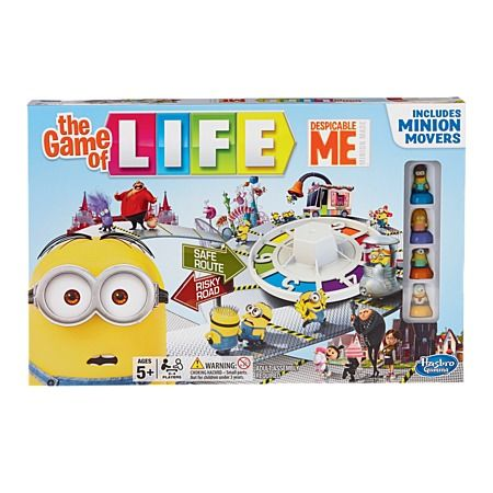 Despicable Me The Game of Life Game from @twlnz @westfieldnz