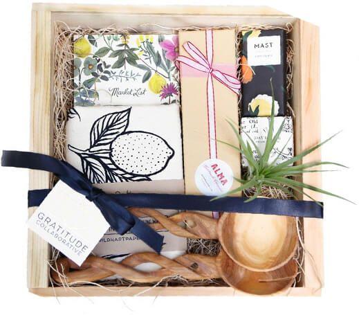 The Host Gift Guide | Gratitude Collaborative Lovely Home Box
