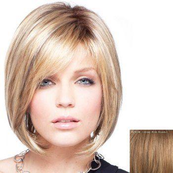 $45 Human Hair Wigs | Cheap Real Human Hair Wigs For Black & White Women Online | DressLily.com
