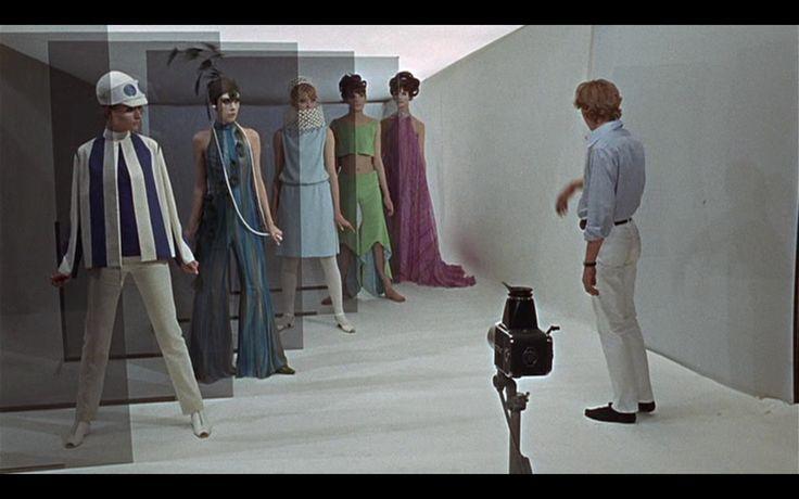 Blow Up, Michelangelo Antonioni, 1966