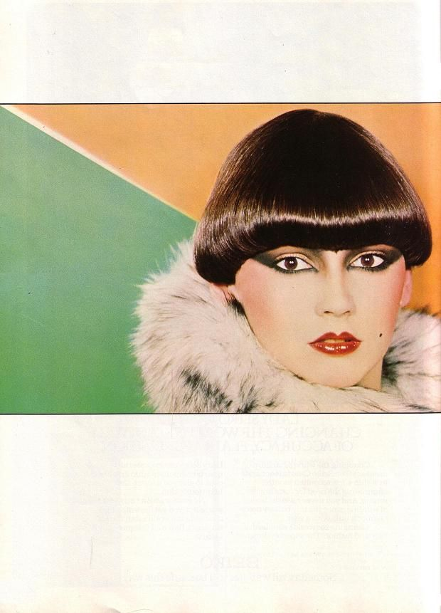 Wella hair 1976- just had to pin this b/c it's wella!!!