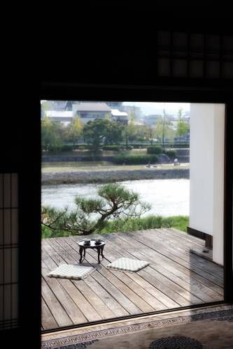Aoi Kyoto Stay: Renovated machiya traditional homes.