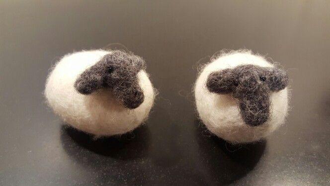 Filtede får