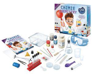 BUKI Chemická laboratoř 150 pokusů