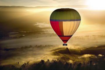 Yarra Valley Balloon Flight at Sunrise