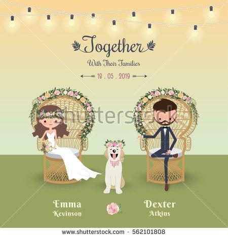 29 best Dubiu0027s Wedding images on Pinterest Tropical flowers - best of invitation card vector art