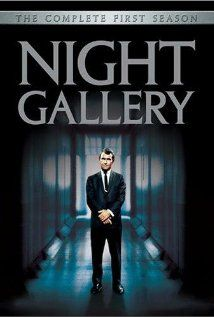 "Rod Serlings...""The Night Gallery""  1969 pilot episode  featured  Steven Spielberg's directorial debut as his first industry job...directing silver screen legend Joan Crawford...at the ripe age of 22"