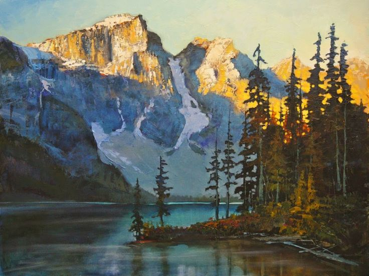 Linda Wilder Creative Expressions: Moraine Lake