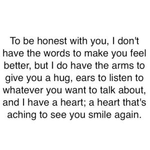 Exactly how I feel at times when I don't know what to say.