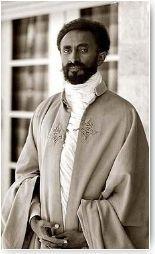 Hailé Selassié vers 1930